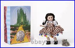 Madame Alexander #68790 WOZ Dorothy Arrives in Munchkinland 8 Doll Retired