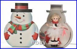 Madame Alexander #69760 Snowman Ballerina 8 Doll New in Box Retired
