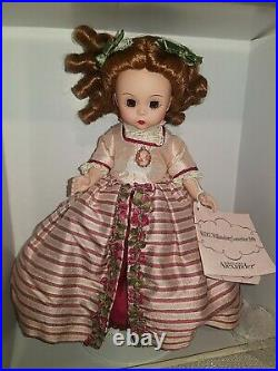 Madame Alexander 8 2006 Martha Jefferson from the MADCC Williamsburg LIMITED ED