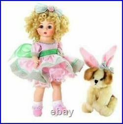 Madame Alexander 8 Danger's First Easter Doll 45430 NRFB
