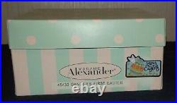 Madame Alexander 8 Danger's First Easter Doll & Plush Dog 45430 NEW NRFB RARE