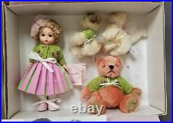 Madame Alexander 8 Doll The Four of Us Doll Set NEW in Box