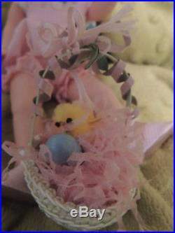 Madame Alexander, 8 Easter Bunny, Child at Heart Exclusive