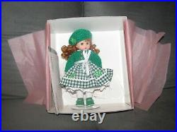 Madame Alexander 8 Lillian Vernon Irish Eyes Doll