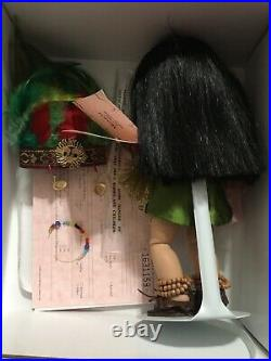 Madame Alexander 8 MEXICO Rare Mexican Indian Doll #50450 in Box
