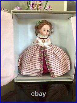 Madame Alexander 8 Martha Jefferson 2006 Club Convention Doll 304/480 NIBWT