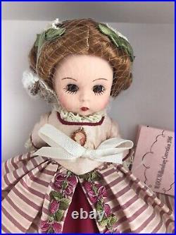 Madame Alexander 8 Martha Jefferson 2006 Club Convention Doll Redhead 287/480