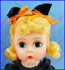 Madame Alexander 8 Trick and Treat Halloween Doll Set of 2 No. 61S with Tags NIB