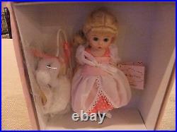 Madame Alexander 8 Wendy Doll, Little Bo Peep Nursery Rhyme Collection MIB new