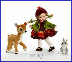Madame Alexander 8 Wendy Loves Bambi Thumper Doll 48710 Brand New NRFB RARE