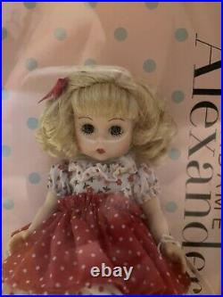 Madame Alexander 8 wendy Doll Raggedy Ann & me storyland Collection 2006