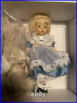 Madame Alexander Alice In Wonderland Wendykin Wood