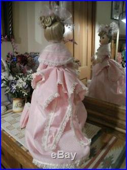 Madame Alexander Cissy LE #135 of 350 Taffeta Romance Doll Suit Hat Shoes 21
