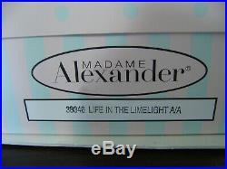 Madame Alexander Cissy NIB 2004 Life in the Limelight A/A COA