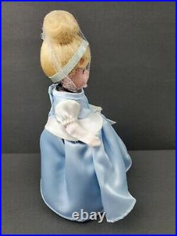 Madame Alexander Disney Cinderella 8 Doll #25080 withBox Tag 2000 Exclusive RARE