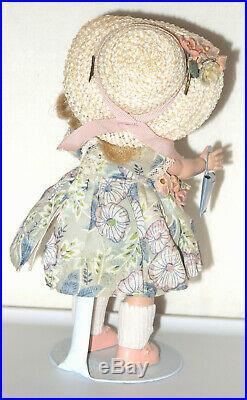 Madame Alexander Doll Alexanderkin 1953 SLNW Hard Plastic RARE 1 Year Doll