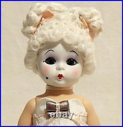 Madame Alexander Doll French Court Girl Limited Edition With Box COA