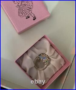 Madame Alexander Doll Wendys Gift For You Blonde With Tag Brooch Pin Gift Box