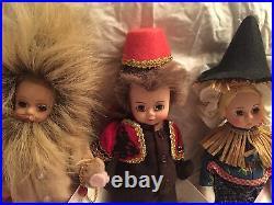 Madame Alexander Dolls, Wizard of OZ Set