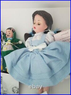 Madame Alexander Dorothy and Munchkinland Set