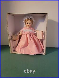 Madame Alexander Fa Doll Emma From Colonial Williamsburg 48215, 2008