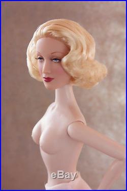 Madame Alexander Gene Marshall IT Body Marlene Dietrich Doll Nude Ivy Oona