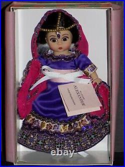 Madame Alexander Indian Raajakumaaree 8 Doll 75140
