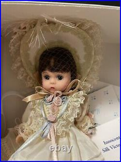 Madame Alexander Innocent Silk Victorian 25045
