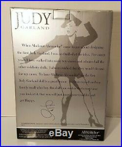 Madame Alexander Judy Garland Get Happy FAO Schwarz Doll (2001, NRFB)