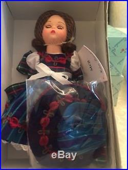 Madame Alexander Little Women (all 4) Collectibles Set