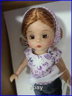 Madame Alexander Madc 8 Dream Cruise Convention Doll Nib Ltd Ed