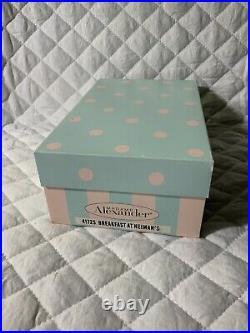 Madame Alexander Rare Breakfast At Neimans COA 011/150 #41725