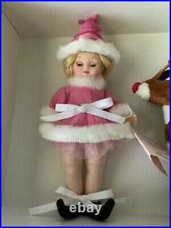 Madame Alexander Rudolph The Red-Nosed Reindeer #47715