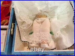Madame Alexander Scarlett Honeymoon In New Orleans Trunk Set Mib