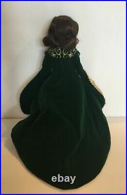 Madame Alexander Scarlett O'hara Dressing Gown 33470 LE 500