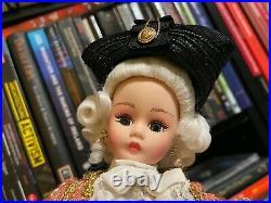 Madame Alexander Shadow Madame Pompadour Fall #45635 COA LE 085/350