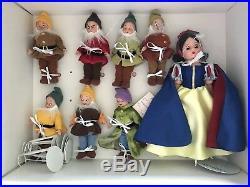 Madame Alexander Snow White & The Seven Dwarfs Disney #35520