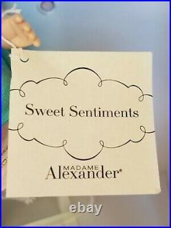 Madame Alexander Sweet Sentiments 8
