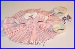 Madame Alexander Tagged Cissette Dress Hat Shoes Panties Excellent