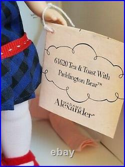 Madame Alexander Tea and Toast with Paddington Bear 8