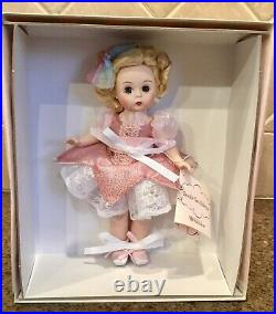 Madame Alexander Twinkle Toes Ballerina 8 Doll