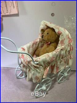 Madame Alexander UNCONDITIONAL LOVE #46105 Blonde Wendy w Stroller Carriage MINT