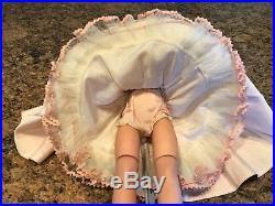 Madame Alexander Vintage 21 Cissy Doll 1950s Tea Dress Outfit