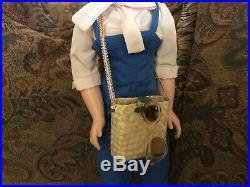 Madame Alexander Vintage Cissy 1950s Gardening Doll In Box #2105