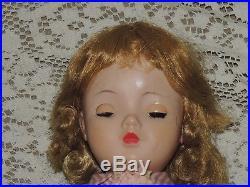 Madame Alexander Vintage Cissy Doll 1950's