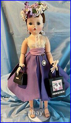Madame Alexander Vintage Cissy Doll, Exquisite, Near Perfect, Tagged Separates