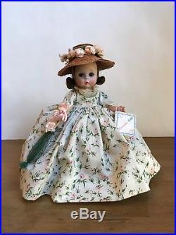 Madame Alexander Vintage Doll 1956 RARE Scarlett O'Hara #631 MINT with Wrist Tag