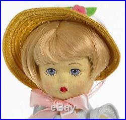 Madame Alexander Vintage Love Is In The Details Felt Wendy 48455 Coa Ltd Ed Nrfb