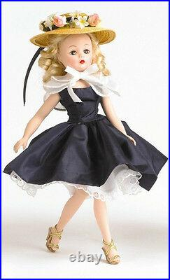 Madame Alexander Vintage Picking Bouquets 10 Cissette Doll Limited 750PC new