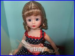Madame Alexander Vintage Summer of 57 Cissette10Doll Limited edition 750PC new